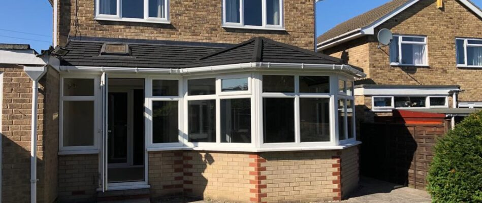 Conservatory install